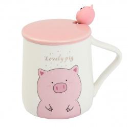 Кружка керамическая Pig КОКОС 203683