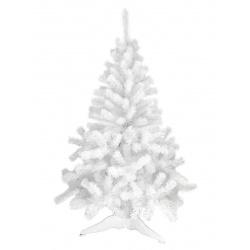 Ель 120см Метелица ПВХ подставка пластиковая Morozco 1012 белая