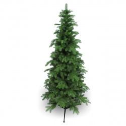 Ель 180см Dunhill Slim литая подставка пластиковая Morozco 1032318 зеленая