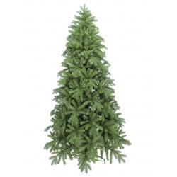 Ель Флора 180см, тип хвои ПВХ+литая, подставка металлическая, цвет зеленый Beatrees 1033218