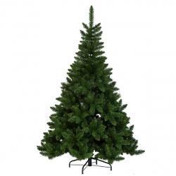 Ель St. Petersburg 180см, тип хвои ПВХ, подставка металлическая, цвет зеленый Beatrees 10107185