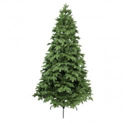 Ель MERIDIAN 190см, тип хвои ПВХ+литая, подставка металлическая, цвет зеленый Beatrees 1031019