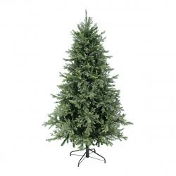 Ель IMPERIAL 190см, тип хвои ПВХ, подставка металлическая, цвет зеленый Beatrees 1030719
