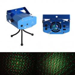 Проектор лазерный ЛЬДИНКА от сети 220В 203423 мультиколор