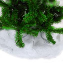 Снег под елку 90*230см ткань ЛЬДИНКА 203171 белый