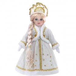 Украшение Кукла Снегурочка Ярослава 30см Феникс-Презент 81013 /81309