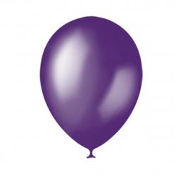 Шар воздушный 13см Пастель BELBAL 1102-0421 фиолетовый