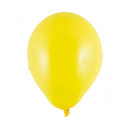 Шар воздушный 13см Пастель BELBAL 1102-0415 желтый