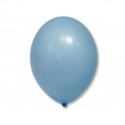 Шар воздушный 25см Пастель Экстра BELBAL 1102-0114 голубое небо
