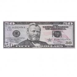 Шуточные деньги 50 долларов Миленд 9-51-0002