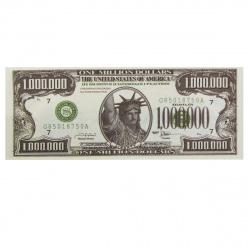 Шуточные деньги 1000000 долларов Миленд 9-51-0001