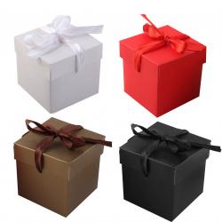 Коробка подарочная Present (11*15*11) КОКОС 207415  ассорти 4 вида