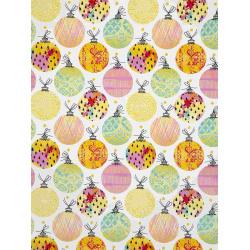 Бумага упаковочная Стильные шарики 70*100см, 1 лист, рисунок Феникс-Презент 80866
