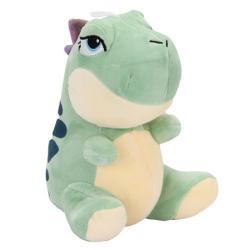 Подушка-игрушка Dino 25см, полиэстер, холлофайбер КОКОС 211348