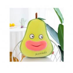 Подушка Avocado 42см, полиэстер, холлофайбер КОКОС 211365
