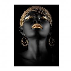 Мозаика алмазная 40*50см Molly Драгоценная полная выкладка КВАДРАТНЫЕ стразы холст без подрамника KM0271