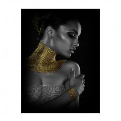 Мозаика алмазная 40*50см Molly Изысканная полная выкладка КВАДРАТНЫЕ стразы холст без подрамника KM0275