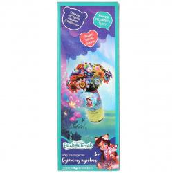 Набор для творчества MULTI ART Рукоделие из пуговиц Ваза с цветами 270659/D11901V-EN