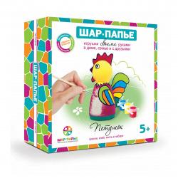 Набор для росписи папье-маше Петушок B02701