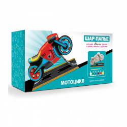 Набор для росписи папье-маше Мотоцикл B021073