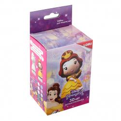 Набор для росписи Игрушка-раскраска Disney Белль Lori Ирд-004