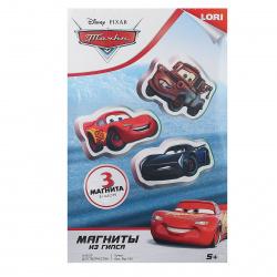 Набор для отливки Тачки Disney для мальчиков Lori Мд-026