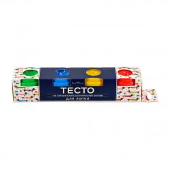 Тесто для лепки 4 цвета по 20гр BrunoVisconti Happycolor 34-0028