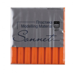 Пластика 1цв 56гр Sonnet 5964315 оранжевый