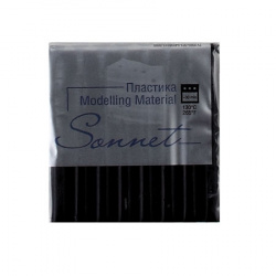 Пластика 1цв 56гр Sonnet 5964810 черный