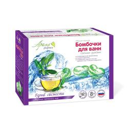 Набор для изготовления Бомбочки для ванн своими руками Взрыв свежести Аромафабрика 243371