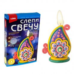 Набор для изготовления свечей Lori Восточный узор Св-014