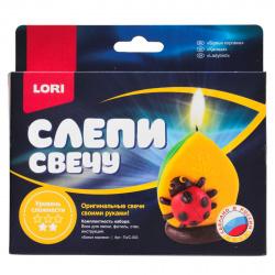 Набор для изготовления свечей Lori Божья коровка Пз/С-003