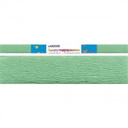 Бумага крепированная 50*250 32г/м deVENTE 8040806 св зеленая
