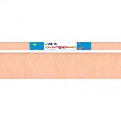 Бумага крепированная 50*250 32г/м deVENTE 8040801 кремовая
