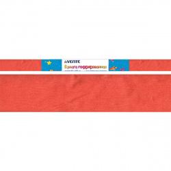 Бумага крепированная 50*250 32г/м Attomex 8040718 красно-оранжевая