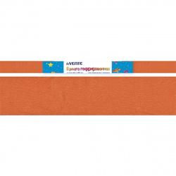 Бумага крепированная 50*250 32г/м Attomex 8040706 оранжевая
