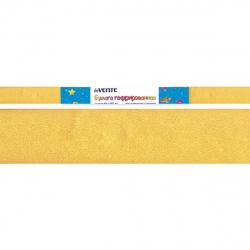 Бумага крепированная 50*250 32г/м Attomex 8040703 желтая