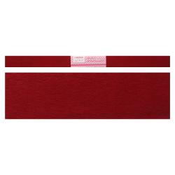 Бумага крепированная 50*250 32г/м Attomex 8040717 бордо