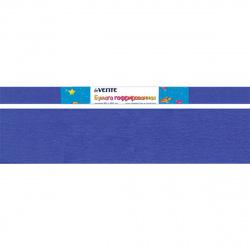 Бумага крепированная 50*250см, 32г/кв.м., синий Attomex 8040716