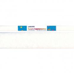 Бумага крепированная 50*250 32г/м Attomex 8040700 белая