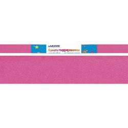 Бумага крепированная 50*250 32г/м Attomex 8040710 розовая