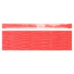 Бумага крепированная 50*250 140г/м Attomex 8040743 флорист красная