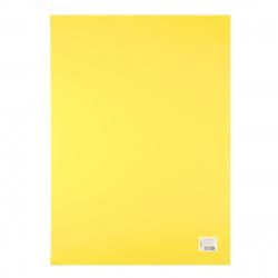 Фоамиран 50*70см 1мм 1л КОКОС 183713/Y109 желтый