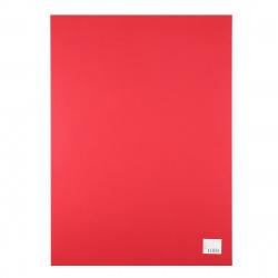 Фоамиран 50*70см 1мм 1л КОКОС 183713/Y102 красный