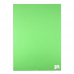 Фоамиран 50*70см 1мм 1л КОКОС 183713/Y123 св зеленый