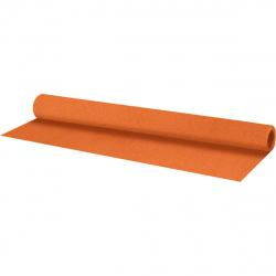 Фетр 50*70см 1мм 1л deVENTE 8040761 оранжевый