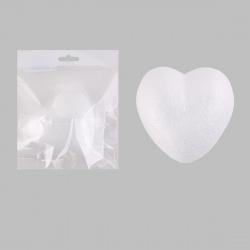 Пенопластовая заготовка Сердце d-100мм КОКОС 180505/437