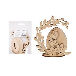 Роспись по дереву Mr.Carving Яйцо пасхальное ВД-861