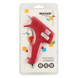 Клеевой пистолет d-7мм Mazari М-4309Р