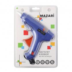 Клеевой пистолет d-11мм Mazari M-4385P